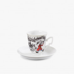 Mocha cup Mozart II