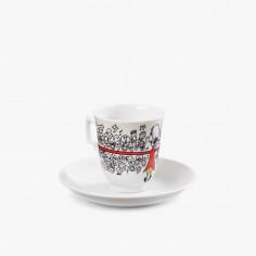 Espresso cup 0,1l, Mozart I