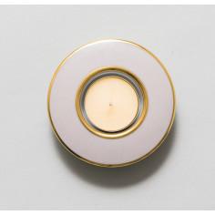 Tealight holder 9x2,5 cm,...