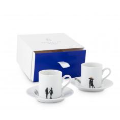 Geschenk-Set Espressotassen...